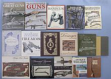 Sixteen Firearm Related Books