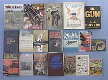 Nineteen Firearm Related Books