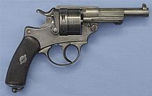 French St. Etienne Model 1873 Double Action Revolver