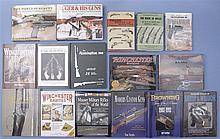 Sixteen Firearm Related Books3