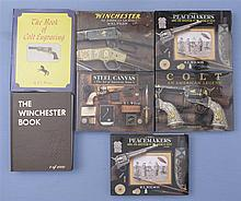 Seven Colt and Winchester Related Books