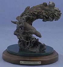 Precious Cargo Bronze