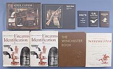 Nine Firearm Related Books