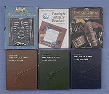Six Firearm Related Books