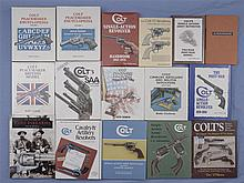 Large Group of Firearm Related Books