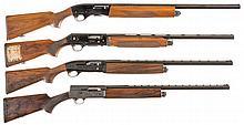 Four Semi-Automatic Shotguns -A) NRS Fuji Super Auto Model MIII Shotgun