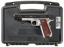 Kimber Super Carry Custom Semi-Automatic Pistol with Case