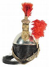 French Cuirassier Helmet
