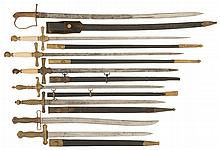 Eight Swords