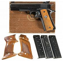 Colt Government Model MK IV Series 70 Government Model Semi-Automatic Pistol with Box