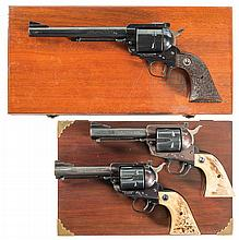 Three Ruger