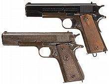 Collector's Lot of U.S. Colt Model 1911 Semi-Automatic Pistols -A) U.S. Colt Model 1911 Pistol