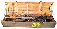 Massive and Impressive Lahti L-39 20mm Semi-Automatic Anti-Tank Gun, BATFE Registered Destructive Device with Eleven Extra Magazines, Tools and Parts