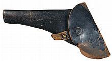J. Davy & Co. Marked Civil War Era Holster