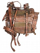 Pack Saddle for a Water Cooled Machine Gun