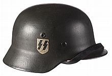 1940 Pattern Stahlhelm in SS