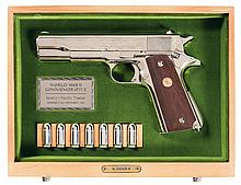 Colt World War II Commemorative Asiatic-Pacific Theater Model 1911A1 Semi-Automatic Pistol with Case