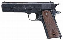 U.S. Colt Model 1911A1 Semi-Automatic Pistol
