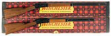 Two Winchester Model 94 Canadian Centennial '67 Lever Action Commemorative Long Guns with Boxes -A) Winchester Model 94 Canadian Centennial Commemorative Rifle