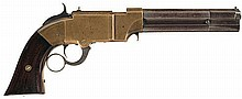 Desirable Volcanic Repeating Arms Company Lever Action Navy Pistol