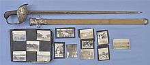 US Marked Sword with Scabbard and Photos