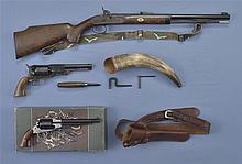 Three European Black Powder Guns -A) Traditions Percussion Rifle with Sling