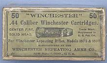 One Box of Winchester Ammunition