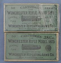 Ammunition and Box for Winchester Model 1973