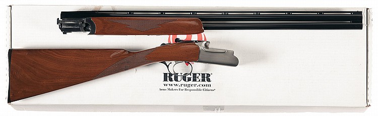 Ruger Red Label Over/Under 28 Gauge Shotgun with Box