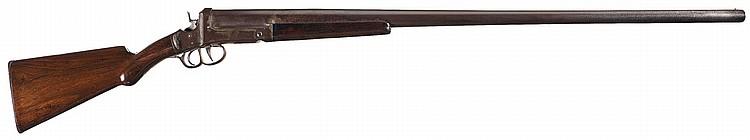 C.S. Shattuck American 8 Gauge Punt Gun