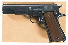 Union Switch and Signal Model 1911A1 Semi-Automatic Pistol with Box