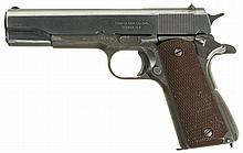 U.S. Ithaca Gun Co. Model 1911A1 Semi-Automatic Pistol