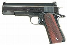 Joe Giles Upgraded Colt Government Model 1911A1 Semi-Automatic Pistol