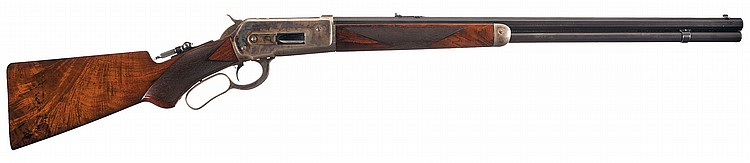 Special Order Winchester Model 1886 Lever Action Rifle