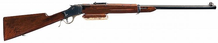 Rare Winchester Model 1885