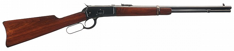 Outstanding Winchester Model 1892 Lever Action Carbine