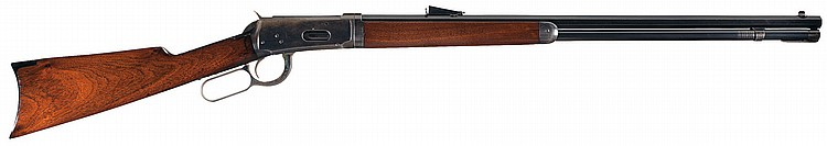 Winchester Model 1894 Special Order Takedown Lever Action Rifle with Interesting Factory Letter