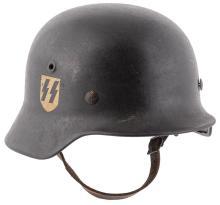 Rare Model 1940 Stahlhelm