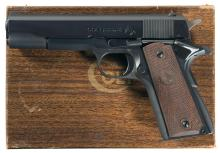 Excellent Colt Super 38 Semi-Automatic Pistol with Box