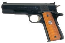 Colt MK IV Series 70 Government Model .38 Super Semi-Automatic Pistol with .22 Caliber Conversion Kit