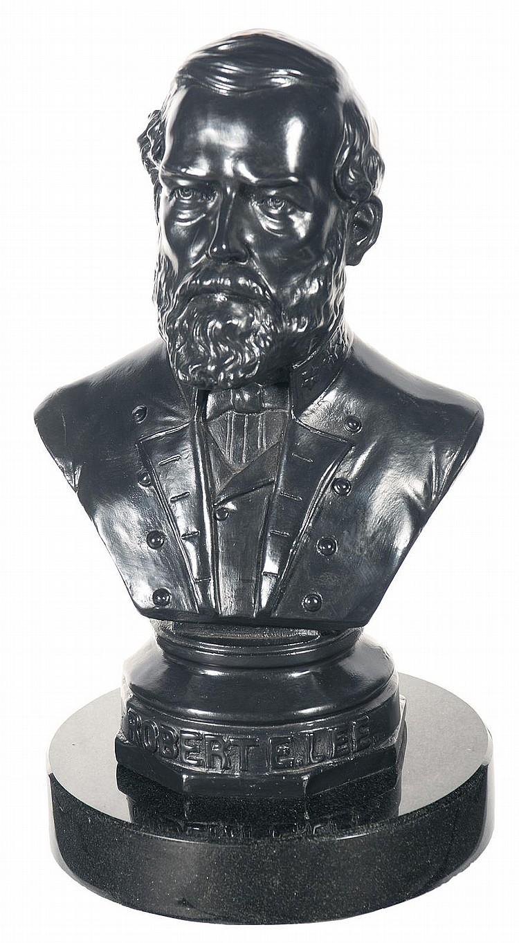 General Robert E. Lee Bronze by Frederick Volck