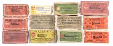 Twelve Boxes of Assorted Ammunition