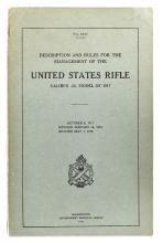 Model of 1917 Field Manual