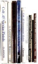 Ten Colt Firearm Reference Books