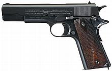 U.S. Army Contract Remington-UMC Model 1911 Semi-Automatic Pistol