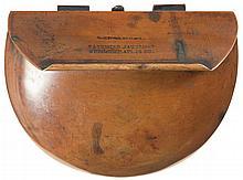 Kittredge Brass Belt Cartridge Box for 44RF Rifle Cartridges