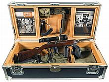 Rare and Historical World War II Inland T3 Carbine with