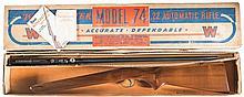 Excellent Winchester Model 74 Semi-Automatic Rifle with Original Box