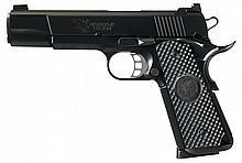 Nighthawk Custom Falcon Model Semi-Automatic Pistol with Case