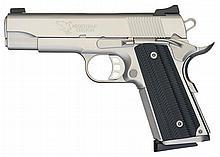 Nighthawk Custom T3 Model Semi-Automatic Pistol with Case